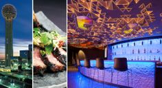 The new renovations at Reunion Tower, including private dining!