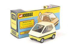 Mettoy Corgi diecast No.288 Minissima