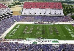 Kyle Field...After 9/11 game