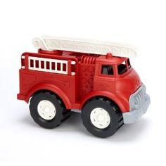 Green Toys Fire Truck --- http://www.amazon.com/Green-Toys-5512756-Fire-Truck/dp/B003WMC6U0/?tag=mydietpost-20