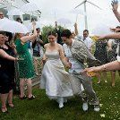 Seven rice tossing and send-off alternatives for a very dramatic exit