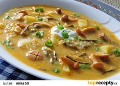 Cheeseburger Chowder, Thai Red Curry, Ethnic Recipes