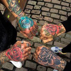 My (almost) hidden passion for ink — 1337tattoos: Matt Webb