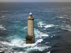 Phare de Kereon - Kereon lighthouse - France - More info: http://fr.wikipedia.org/wiki/Phare_de_K%C3%A9r%C3%A9on