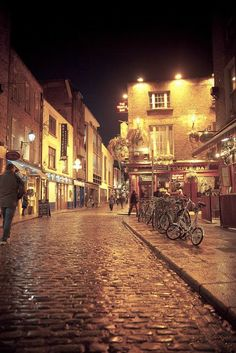 Dublin, Ireland. | Most Beautiful Pages