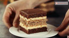 No Bake Desserts, Dessert Recipes, Bread Dough Recipe, Kolaci I Torte, Serbian Recipes, Tiramisu, Cookie Recipes, Sweet Tooth, Food And Drink