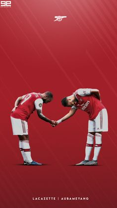 Lacazette || Aubameyang / Arsenal Arsenal Fc Players, Aubameyang Arsenal, Arsenal Football, Ronaldo Football, Cr7 Ronaldo, Arsenal Wallpapers, Cr7 Juventus, Football Is Life, Football Photos