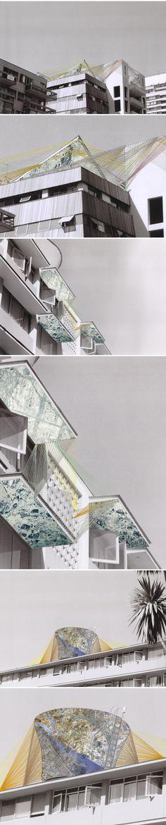 Maria Aparicio Puentes _ Geometrias Compartidas: Barcelona - Santiago de Chile