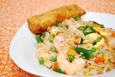 Shrimp Fried Rice by ItsJoelen, via Flickr