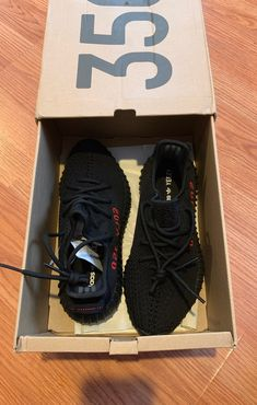 yeezy boost 350 on Mercari Black Adidas Shoes, All Nike Shoes, Hype Shoes, New Shoes, Yeezy Sneakers, Yeezy Shoes, Shoes Sneakers, Yeezy Boost 350 Black, Balenciaga