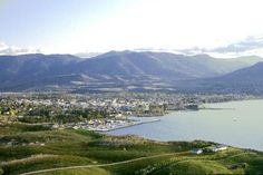 Penticton, BC. Voted #4 place to visit in the world...and I live here!