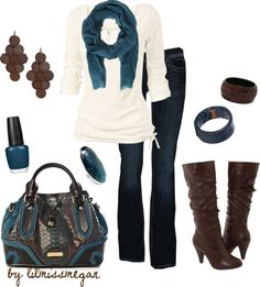 """Fall Handbags: Burberry"" by lilmissmegan on Polyvore"