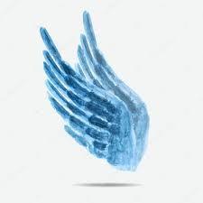 Resultado de imagen de alas watercolor