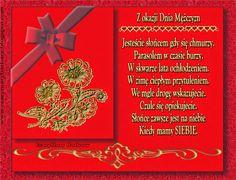 życzenia-dla-mężczyzn,-10-marzec,-kartka-na-dzień-mężczyzn,-złote-litery-na-czerwonym-tle,-złota-róża,-wycięta-w-laurce.jpg (800×612)