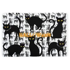 Halloween Floor Mat