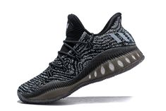 newest 2a268 17779 2017 2018 Basketball Shoes adidas Crazy Explosive Low Primeknit Wolf Grey