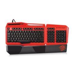 S.T.R.I.K.E.TE Mechanical Keyboard PC-Glossy Red.S