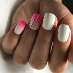 Looking for easy nail art ideas for short nails? Look no further here are are quick and easy nail art ideas for short nails. Short Nail Designs, Nail Designs Spring, Nail Art Designs, Bling Nails, Swag Nails, Gel Nails, Acrylic Nails, Nail Art Stencils, Cute Spring Nails