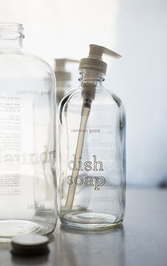common good - unscented bulk : dish soap . hand soap . all-purpose . laundry detergent