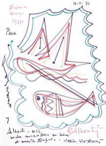 Barco y pez