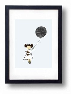16 Adorable Etsy Finds Under $50 For Every Princess Leia Fan