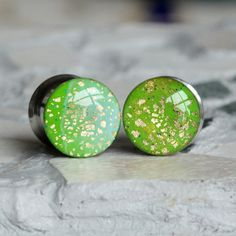 www.silverpeakplugs.etsy.com 00g Plugs Dragon Plugs Ear Gauges Plug Gauges by SilverPeakPlugs