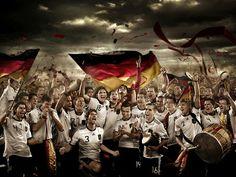 Mannschaft World Cup Winners 2014