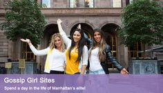 Gossip Girl Sites Tour | Gossip Girl Tour New York City : On Location Tours