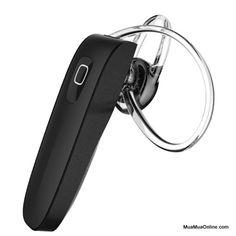 Tai Nghe Bluetooth Genai B1 Tai nghe Bluetooth GENAI B1 hội tụ ở mức cao nhất những tính năng ưu việt. Tai nghe sử dụng công nghệ truyền tải không dây âm thanh chất lượng cao, giúp tăng chất lượng âm thanh đàm thoại, đem lại tiện ích tối đa cho bạn. -----Click xem thêm Thông tin & Mua Ngay bạn nhé >>>> http://muamuaonline.com/vi/tai-nghe-bluetooth-genai-b1-6782.html