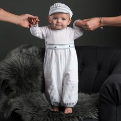 Peter Jumpsuit & Hat set