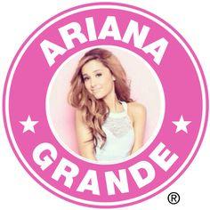Ariana grande starbucks pink girl cute on We Heart It Pink Starbucks, Starbucks Logo, Ariana Grande Photoshoot, Sam And Cat, Cat Valentine, Famous Singers, Dangerous Woman, Jessie, Gorgeous Women