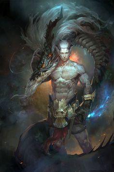 Dragon Warrior_GuangjianHuang