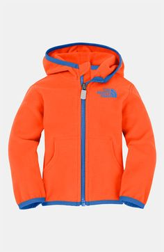 The North Face 'Glacier' Fleece Jacket (Infant) available at Nordstrom
