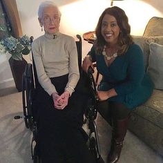 """#HiddenFigures // Repost from @jessicaonajourney @TopRankRepost #TopRankRepost Interviewing Katherine Johnson one of the brilliant mathematicians portrayed in the box office hit """"Hidden Figures"""" was one of the best moments of my career as a journalist.  Hearing my 98-year-old soror's words of wisdom to """"always do your best"""" and """"always be prepared"""" was a pivotal moment in my life.   In the midst of a racially torn 1960s America NASA's greatest minds NEEDED Katherine Johnson's brilliance to…"""