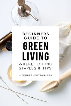 20 Must Have Green Living Essentials - Natürlich leben / Natural LivingA beginner's guide to green, sustainable and eco-friendly living. Eco Friendly Cleaning Products, Natural Cleaning Products, Natural Living, Organic Living, Green Living Tips, Natural Lifestyle, Eco Friendly House, Living At Home, Clean Living