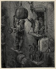 London, a pilgrimage: Gustave Doré's historic visions of the capital city