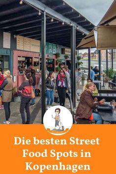 Copenhague, un Paraíso para Streetfood los Fans de Streetfood de Copenhague, Un Paraíso para los amantes de Europe Destinations, Holiday Destinations, Food Spot, Reisen In Europa, Best Street Food, Holiday Travel, Beach Holiday, Vacation Trips, Vacation Photo