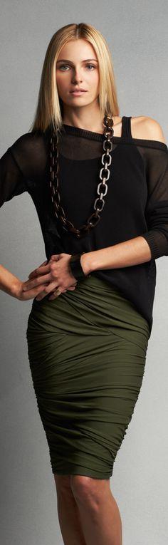 Ralph Lauren.  This skirt is fabulous.