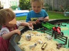 Farm Small World ideas