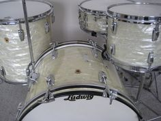 1966 vintage ludwig drum set - Google Search