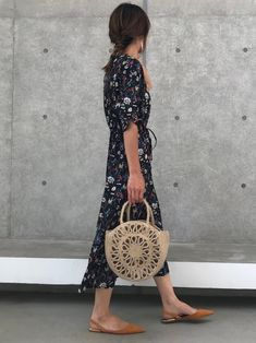 Ladies Fashion, Womens Fashion, Outfit Ideas, Classy, One Piece, Flower, Nice, Summer, How To Wear