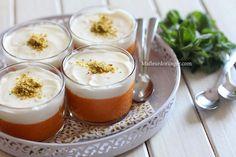 dessert abricot
