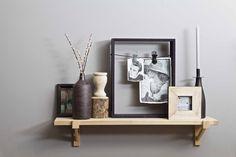 Wandplank   wall shelf Plankje by WOOOD #woood #wandplank #wallshelf