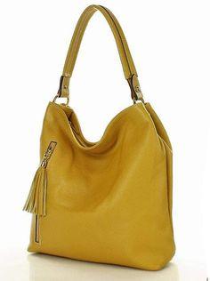 ef1725e8e8 Kényelmes válltáska, mustár sárga színben, a hlfshoes.com webáruházban a  szivárvány minden színében