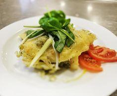 Denné menu Vranov | Zapekaná brokolica so zemiakmi a syrom - reštaurácia Hotel Patriot*** #hotel #restaurant #food
