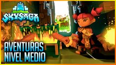 ► SKYSAGA | Capitulo 3: Catacumbas epicas | Español
