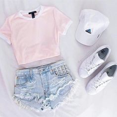 Great Free of Charge Back to School-Outfit baddie Thoughts, Summer Outfits For Teens, Cute Teen Outfits, Teenage Girl Outfits, Cute Comfy Outfits, Teen Fashion Outfits, Swag Outfits, Stylish Outfits, Spring Outfits, Jugend Mode Outfits