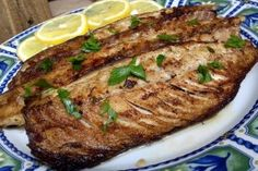 Macrou cu lamaie Steak, Fish, Recipes, Pisces, Recipies, Steaks, Ripped Recipes, Cooking Recipes