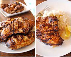 Meal Plan: Tandoori Chicken with Basmati Rice