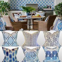 "53 Likes, 2 Comments - Natasa Vrdoljak (@natvrd0101) on Instagram: ""Inspiration. .Texture and color @coastal_home_pillows #pillows #decorativepillows #designerpillows…"""